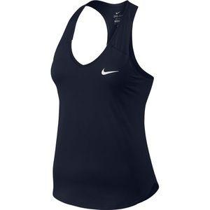 Nike court pure tank (Black)